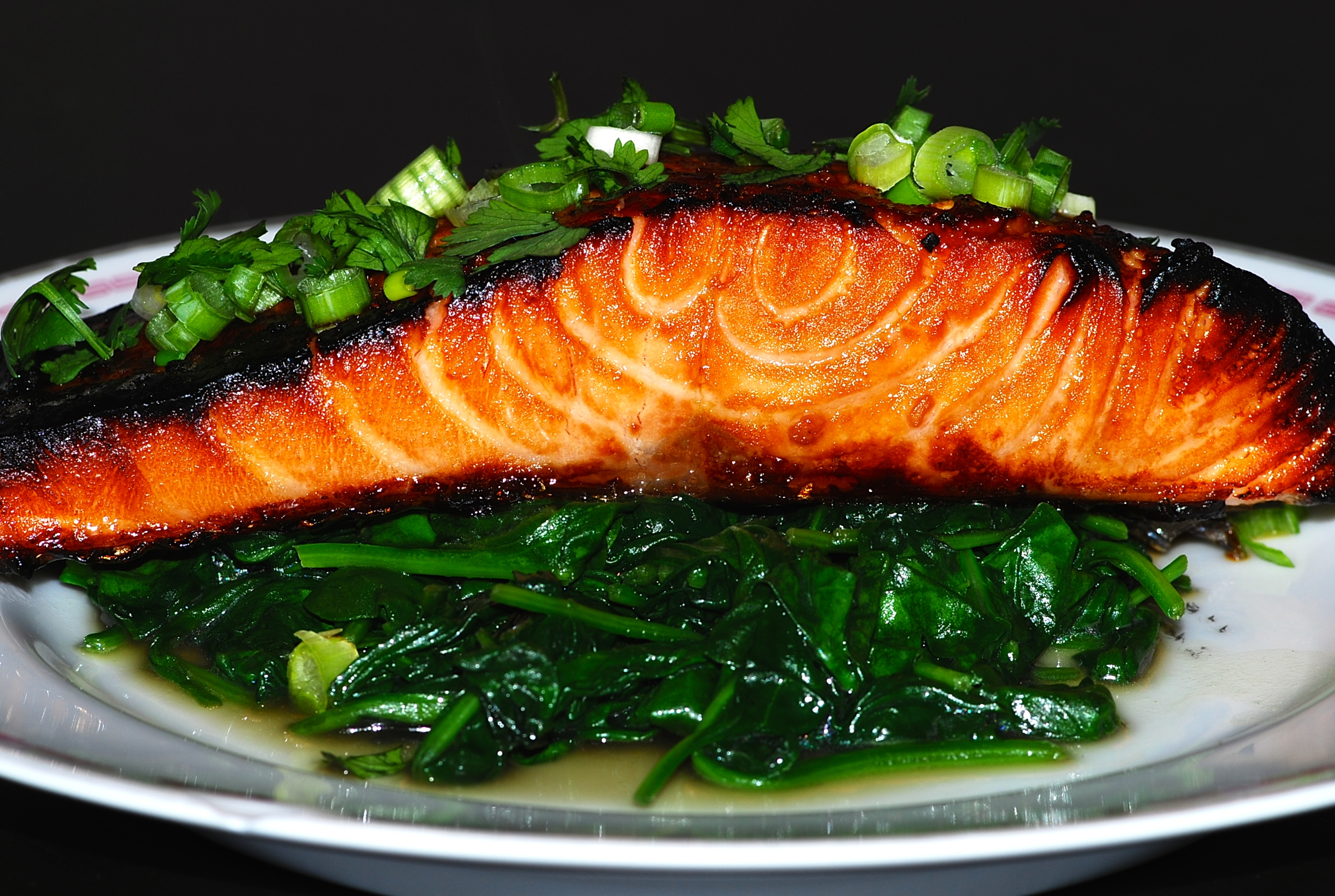 So Thanks To This Blog, I Decided To Cook Something That I Never Do €� Cook  Salmon Not Because It Is Too Difficult Or Anything, Just For Some Reason I  Don't